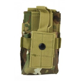 Molle Radio Utility Pouch Multicam