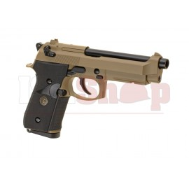 M9 A1 Desert Full Metal Co2