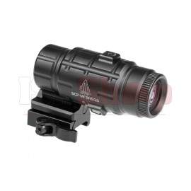 3x Flip-to-Side QD Magnifier Adjustable TS
