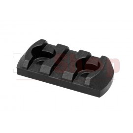 M-Lok Rail Section Polymer 3 Slots