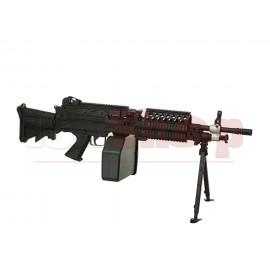 Mk46 Mod 0 Para Stock Full Metal