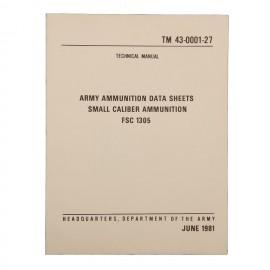 Boek Small Caliber Manual