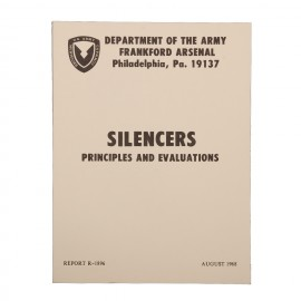 Boek Silencers Manual