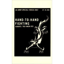 Boek Hand-To-Hand Fighting (Karate / Tae-Kwon-Do)