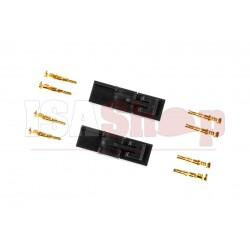 Gold Pin Connector Set Large Connector