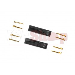 Gold Pin Connector Set Mini Connector