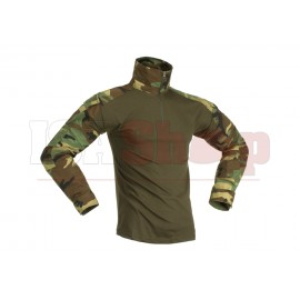 Combat Shirt Woodland