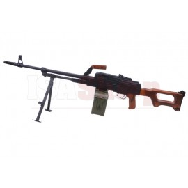 PKM Support Rifle (Real Wood)