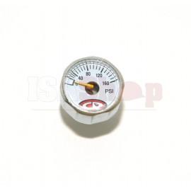 Redline Air System Output Pressure Gauge ( 0-160 PSI )