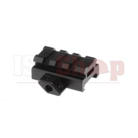 Low Profile 3-Slot Twist Lock Riser Mount