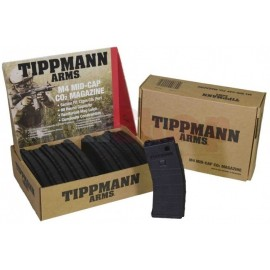 Tippmann M4 Co2 Magazine 80rnd (10 Pack)