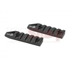 3 Inch Keymod Rail 2-Pack