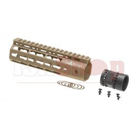 7 Inch Keymod Handguard Set