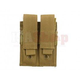 Double Pistol Pouch Tan