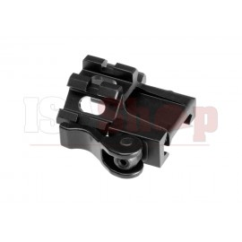 QD Angle Mount Quad Rail 1-Slot