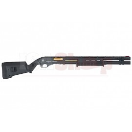 APS M870 Deluxe Match CO2 Shotgun (SAI Licensed)