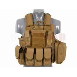 CIRAS Tactical Vest Coyote