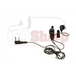 MA 31 LK Security Headset Kenwood Connector