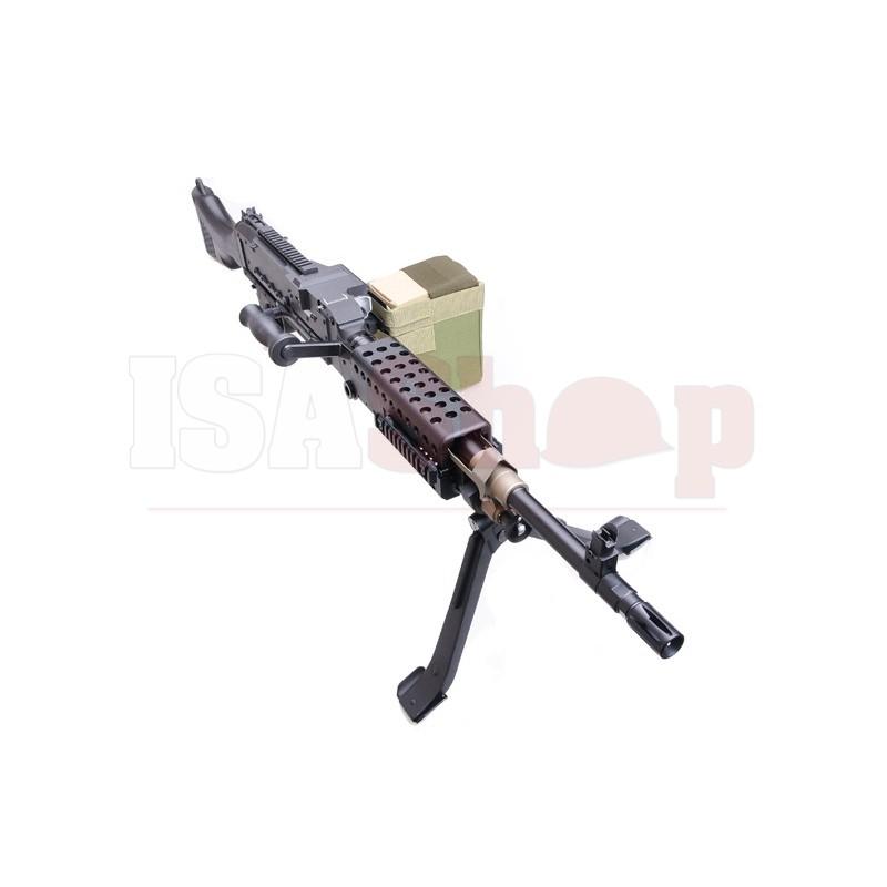 M240 Bravo - Iron Site Airsoft Shop