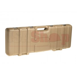 Rifle Case 90x33x13cm - Dark Earth