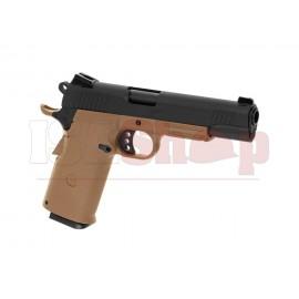 KP-11 Full Metal Tan GBB