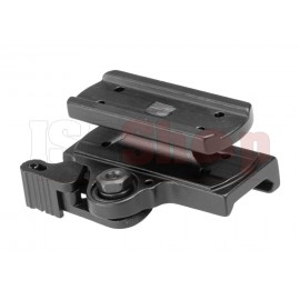 QD Mount for T1 and T2 Black