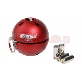 Zoxna Blank Firing Impact Grenade Red