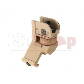 Offset Front Sight Dark Earth