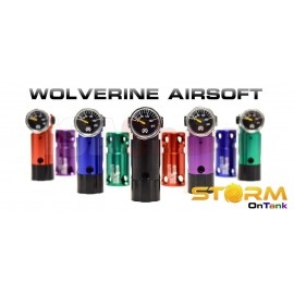 WOLVERINE Storm Regulator OnTank + Air Line (Blue)