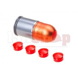 40mm Paintball Grenade