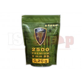 0.20g Premium Selection 2500rds