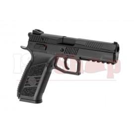 CZ P-09 Metal Version GBB Black