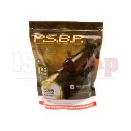 0.20g Perfect BB 5000rds Black