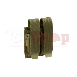Pistol Double Mag Pouch OD