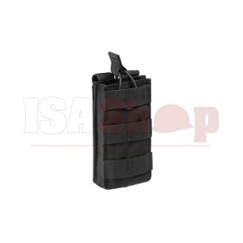 M4 Single Open-Top Mag Pouch Black