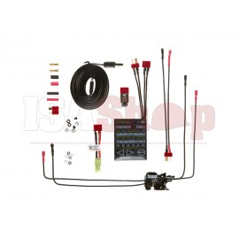 Titan Complete Set Front Wired