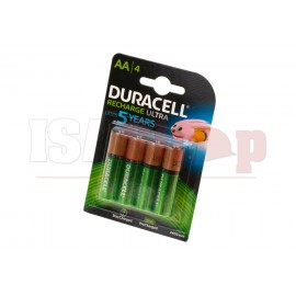AA Rechargable 2400mAh 4pcs