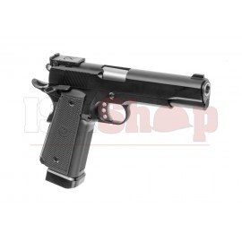 M1911 Tactical Full Metal Co2 Black