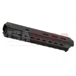 MPOE 12 Inch Rifle Handguard Black