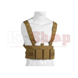 Low Profile Chest Rig Coyote