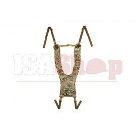 4-Point H-Harness Multicam Tropic