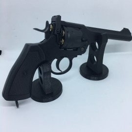Revolver Display Stand