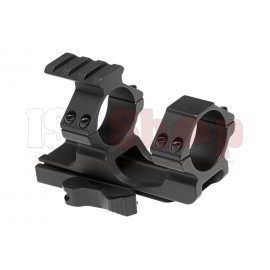 QD 30mm Optic Mono Mount Compact Black