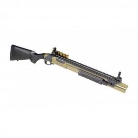 Secutor M870 Vellite Gas Shotgun G-XI Tan