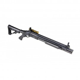 Secutor M870 Vellite Gas Shotgun G-VI Black