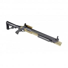 Secutor M870 Vellite Gas Shotgun G-VI Tan