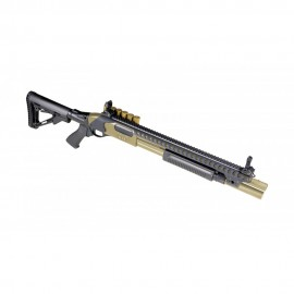 Secutor M870 Vellite Gas Shotgun G-VI Tan