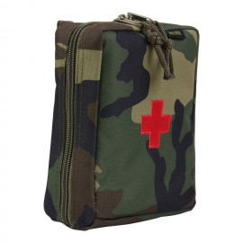 Molle Medic Pouch Big Woodland