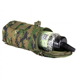Molle Pouch BB Fles MARPAT Woodland
