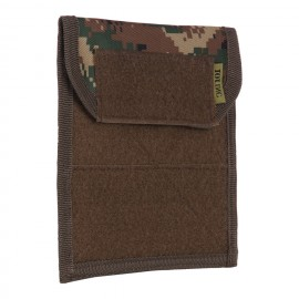 Molle Flat  Admin Pouch MARPAT Woodland
